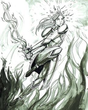 knight girl-web