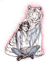 tiger girl-web